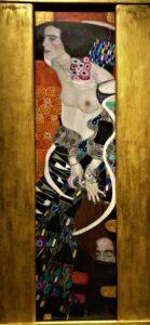 """""""Giuditta II"""" Gustav Klimt"""