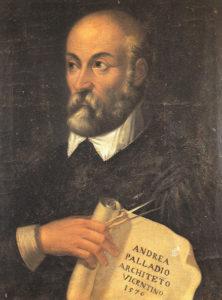 """Ritratto di Andrea Palladio conservato presso villa Valmarana """"ai nani"""" di Vicenza"""