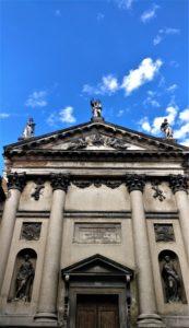 chiesa dei SS Faustino e Giovita (VI)