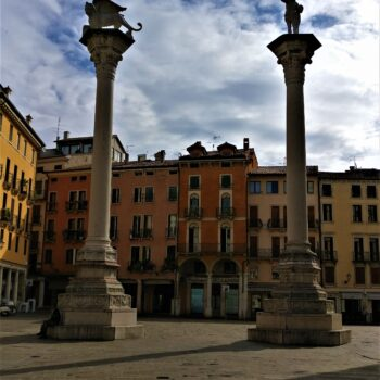 colonne piazza dei signori