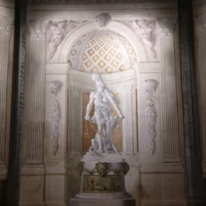 Affreschi strappati da palazzo Valmarana Franco e oggi conservati al Palladio Museum di Vicenza
