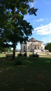 Villa la Rotonda, capolavoro di Andrea Palladio