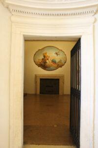 """""""Il Tempo scopre la Verità"""", G.B. Tiepolo, palazzo Chiericati Vicenza"""